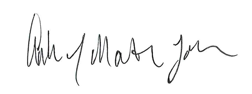 AMJ Signature