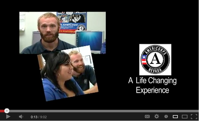 AmeriCorps Nevada Video