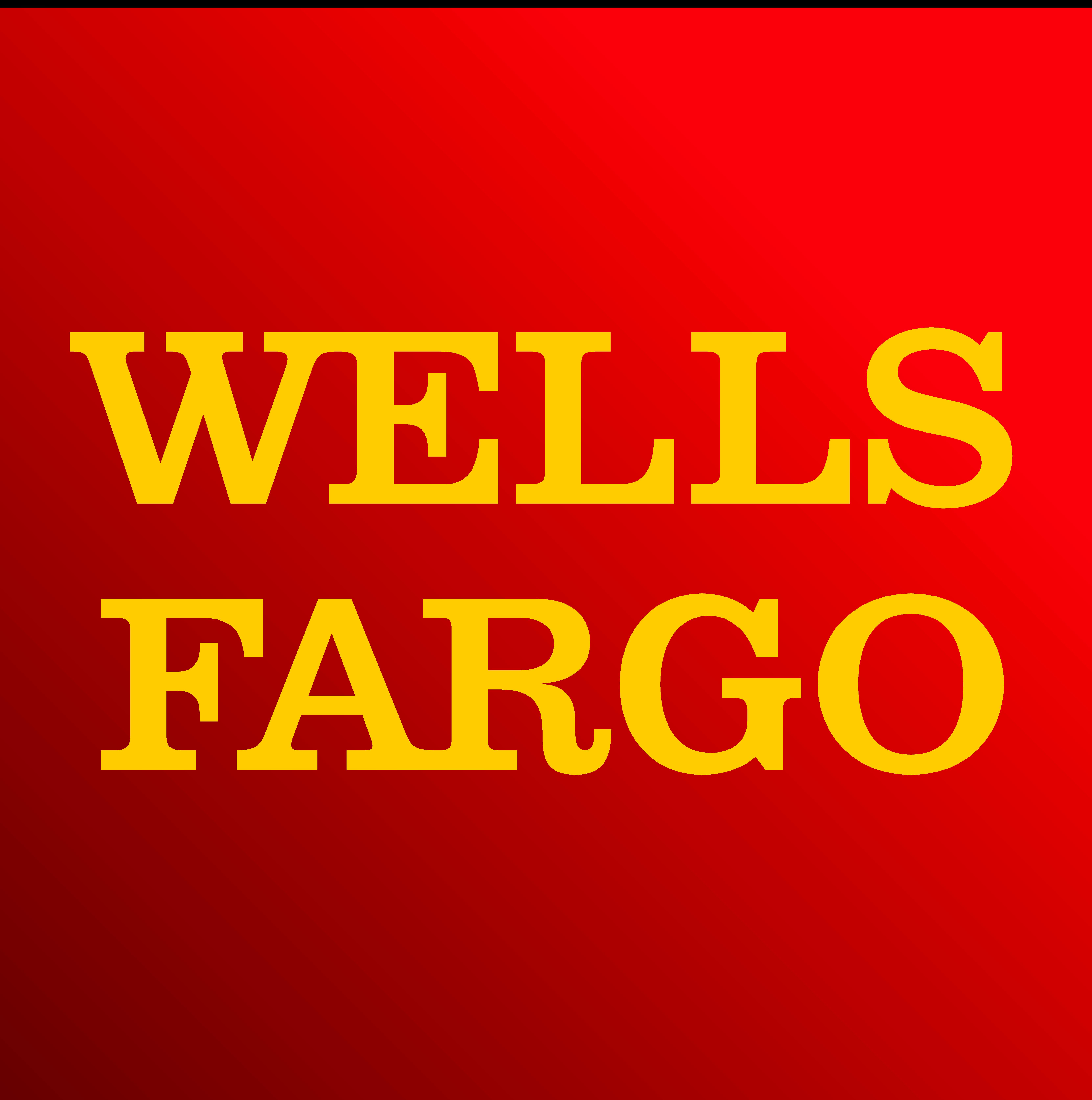 Wells Fargo logo 2015
