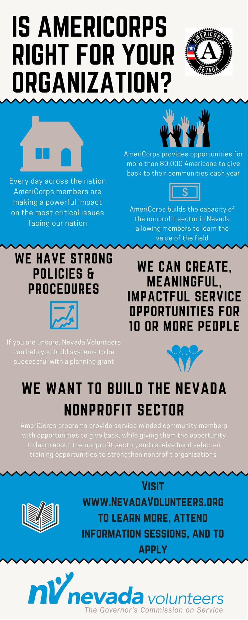 The Volunteer Road Nevada Volunteers