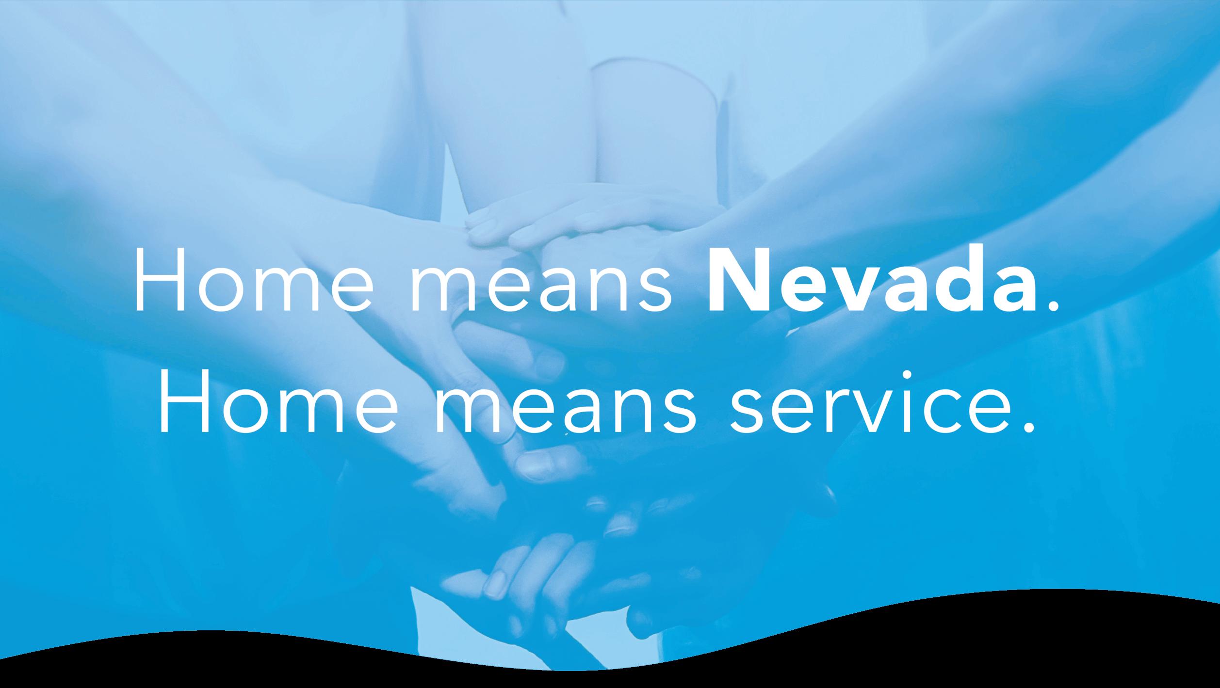 Home - Nevada Volunteers