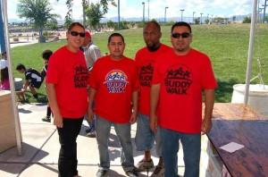 Buddy Walk Volunteers