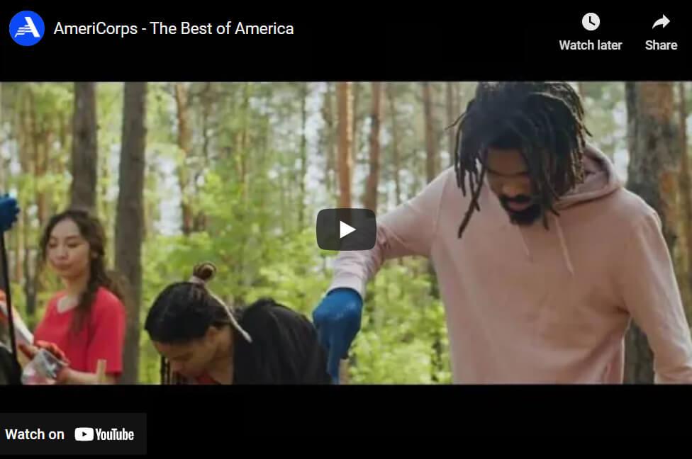 AmeriCorps PSA 2020 - The Best of America