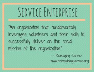 Service Enterprise Definition